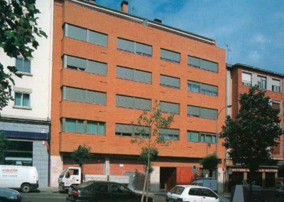 14 Viviendas en C/ Tajonar de Pamplona