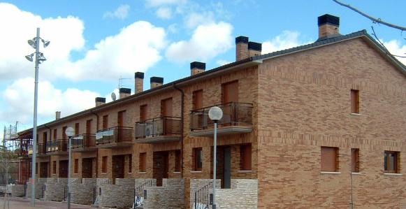 6 Unifamiliares adosados en Huarte – Ugarrandía