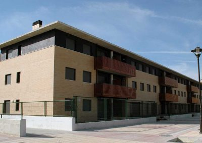 60 viviendas libres en Noáin