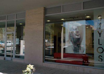 Local para peluquería en Huarte