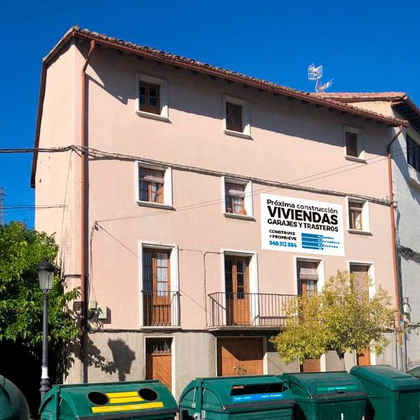 Próxima promoción de viviendas en Huarte