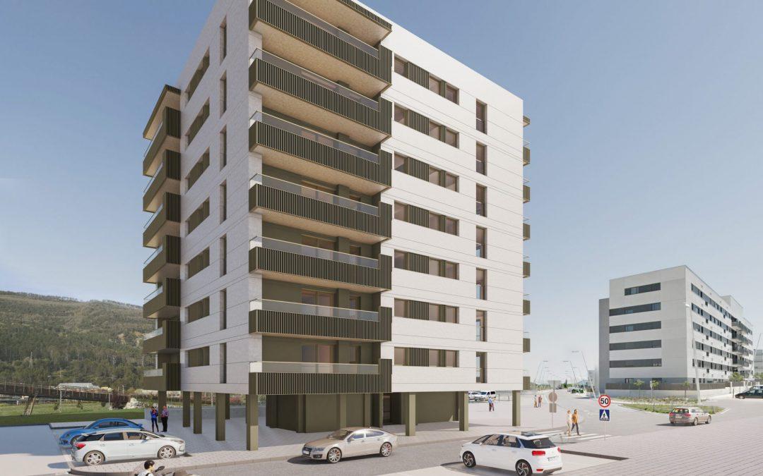 28 Viviendas en Artiberri II – Edificio YBERRI
