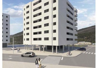 35 Viviendas VPO en Artiberri – Edificio BERRIO II